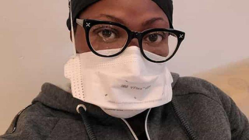 Enfermeira diz que pacientes com Covid são largados para morrer nos EUA